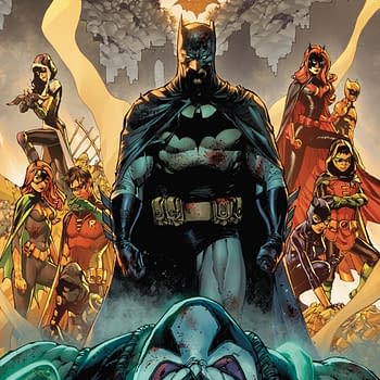 Tom Kings Final Batman #85 Now Contains Tynion and March Prelude With the Joker and Supermans Secret Identity Revealed