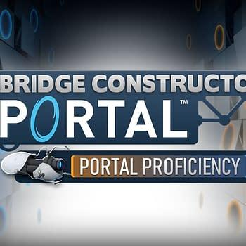Bridge Constructor Portal To Get New Portal Proficiency DLC
