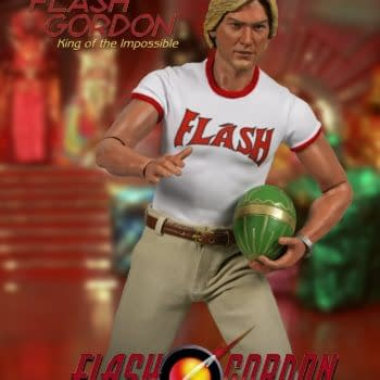 Flash Gordon Getting a 1/6 Scale Figure from BIG Chief Studios