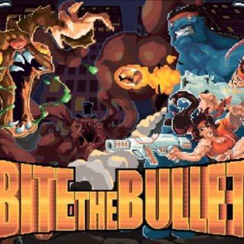 """Mega Cat Studios Releases New Video For """"Bite The Bullet"""""""