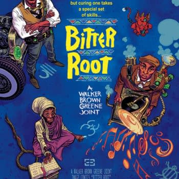 Bitter Root Comic Adaptation From Regina King, Ryan Coogler On The Way