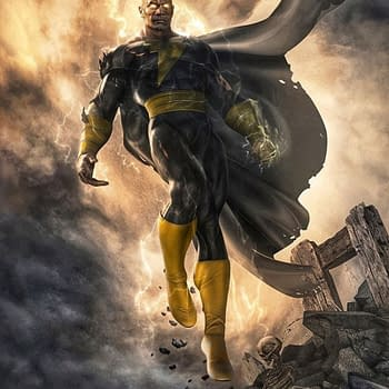Dwayne Johnson Reveals the Black Adam Release Date