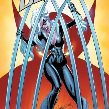 Kris Anka Joins Black Cat for Two Issues Starting in February as Black Cat Steals From... Patch?!