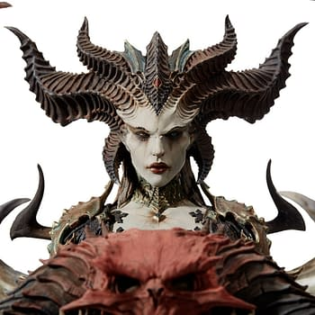Diablo IV Lilith Has Arrived in New Premium Statue from Blizzard