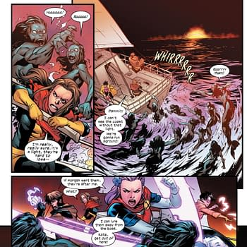 Two More New Homes For Mutants in Marauders #2 and Excalibur #2 (Dawn Of X Spoilers)