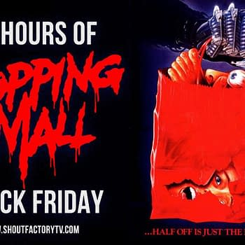 Black Friday Marathon of Chopping Mall Coming to Shout Factory TV