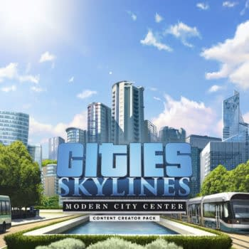 """""""Cities: Skylines"""" Receives A New DLC Pack With """"Modern City Center"""""""