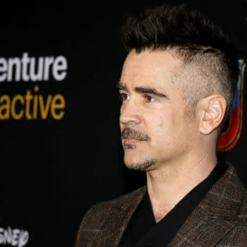 "Colin Farrell Has Entered into Talks to Join ""The Batman"" as the Penguin"