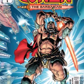 Conan 2099 #1 [Preview]