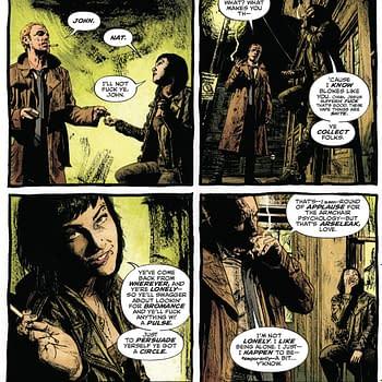 Prime Minister Boris Johnson Makes His (Naked) Debut in DC Comics John Constantine: Hellblazer #1 Today (Spoilers)