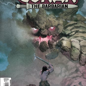 Finally the Kid Conan Comic Youve Been Waiting For in Conan the Barbarian #11 [Preview]
