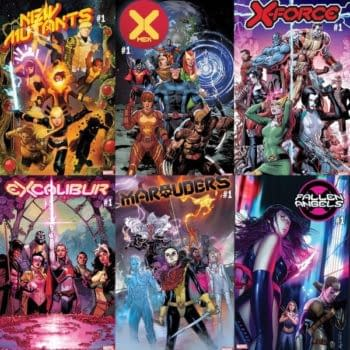 More on How Marvel Will Collect X-Men and Dawn Of X Comics Through 2020