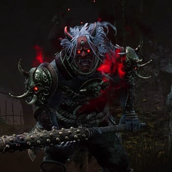 Dead By Daylight Shows Off New Killer With The Oni