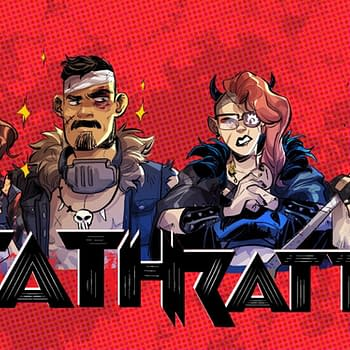 Death Rattle Teased From Magdalene Visaggio Claudia Aguirre Joe Corallo and Zak Saam