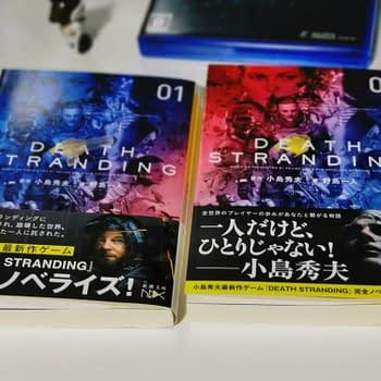 Death Stranding Novels Released In Japan No Western Date Yet