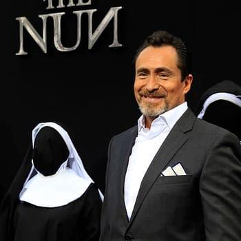 Good Morning Midnight Demian Bichir Cast in George Clooney Sci-Fi Film
