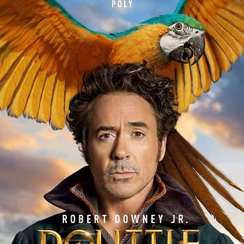 Dolittle: Eight Character Posters Revealed Spotlighting Each Animal