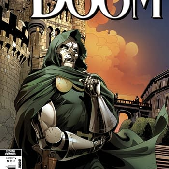 Marvel Comics Second Printings For X-Force New Mutants Doctor Doom Venom and More