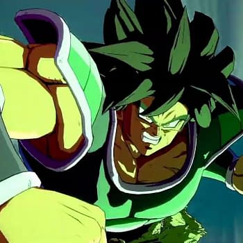 Broly Will Be Headed To Dragon Ball FighterZ Next Week