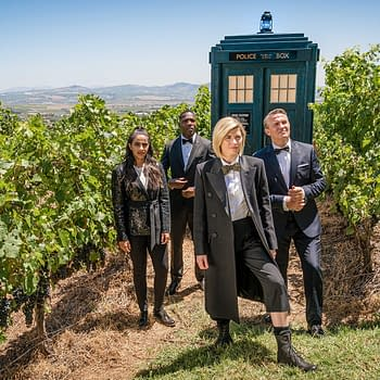 Doctor Who Series 12: The Doctor Isnt Shaken or Stirred in New Spyfall Image