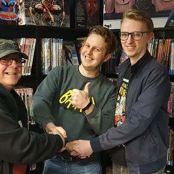 Collectors Assemble Buys Banburys 25-Year-Old Comic Connections Comics Shop