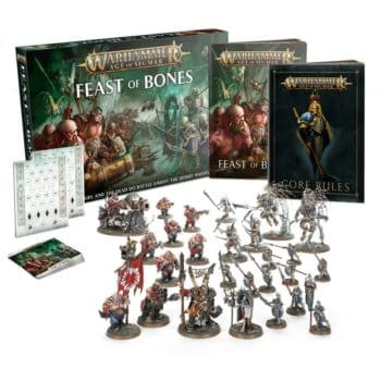 Feast of Bones from Games Workshop is in Stores Now