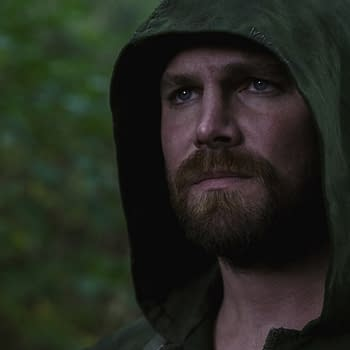 Arrow Star Stephen Amell Ready For Everyone to Say Goodbye Looks to Heels Code 8 Sequel Future