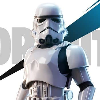 Stormtroopers Officially Invade Fortnite With Star Wars Content