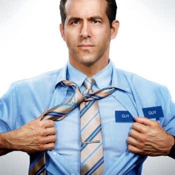 """New Image from the Ryan Reynolds Video Game Comedy """"Free Guy"""""""