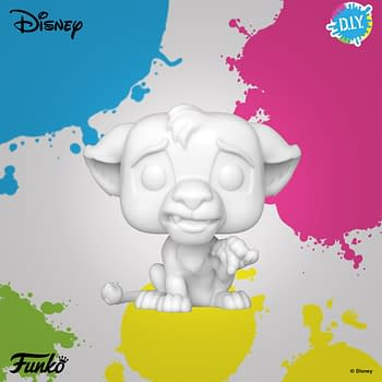Create Your Own Funko Pops with New DIY Disney