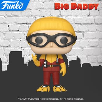 Big Daddy Gets its First Collectible with a New Funko Pop