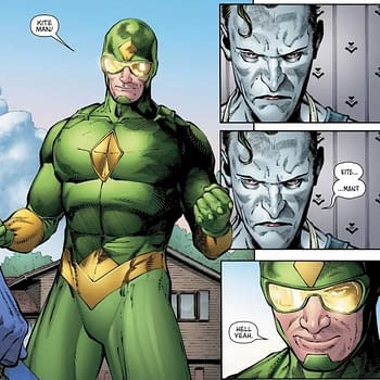 Did Tom King Just Kill Off Kite-Man in Batman #84 Hell Yeah&#8230. (Spoilers)