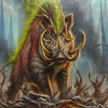 """Ilharg, the Raze-Boar"" Deck Tech - ""Magic: The Gathering"""