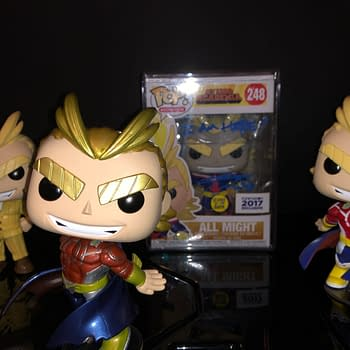All Might Funko Pops Tell Us That They Are Here [Review]