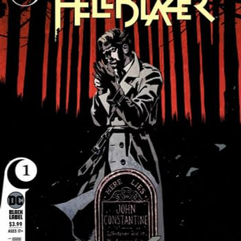 What Kind of Porn Does Prince Charles Like John Constantine: Hellblazer #1 [Preview]