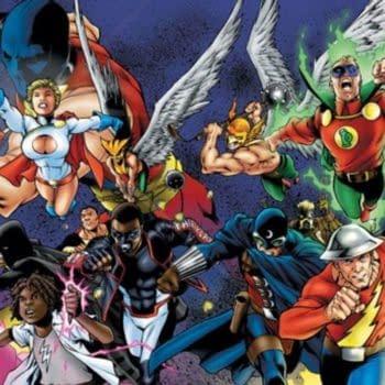 """Black Adam"" Movie Will Include the Justice Society of America"