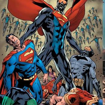 Surrogates Creator Robert Venditti is the New Justice League Writer for 2020 With Doug Mahnke Jaime Mendoza Aaron Lopresti and Matt Ryan