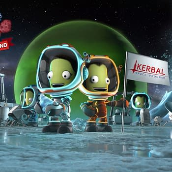 The Kerbal Space Program Breaking Ground Expansion Releases In December