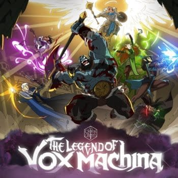 Critical Role: The Legend of Vox Machina Offers a Little Animation 101