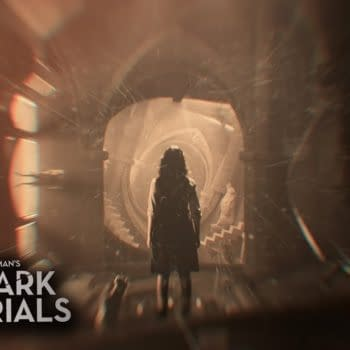 His Dark Materials title sequence - BBC