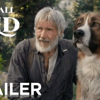 'Call of the Wild': Watch Harrison Ford Yell at a Bear in First Trailer