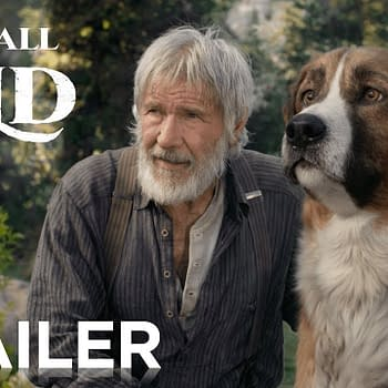 Call of the Wild: Watch Harrison Ford Yell at a Bear in First Trailer