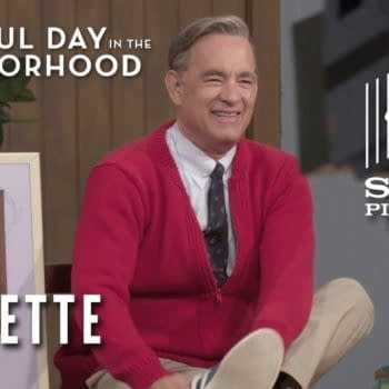 """Tom Hanks Talks Becoming Fred Rogers for """"A Beautiful Day in the Neighborhood"""""""