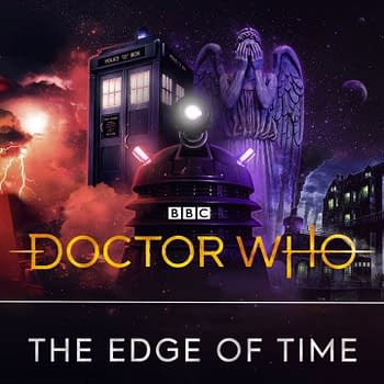 Doctor Who: The Edge Of Time Receives A Launch Trailer