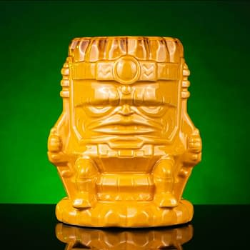 M.O.D.O.K. Gets the Most Amazing Tiki Mug From Mondo