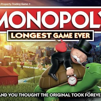 Hasbro Releases Monopoly: Longest Game Ever Edition