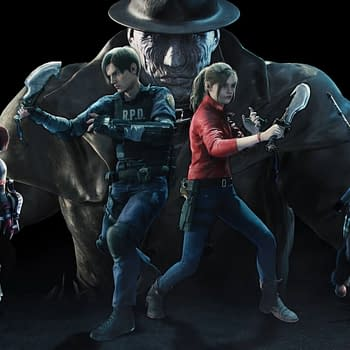 Heres When Monster Hunter Worlds New Resident Evil 2 and Horizon Zero Dawn Events Go Live