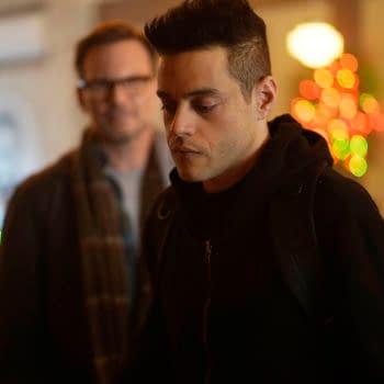 """Mr. Robot"" Season 4 ""406 Not Acceptable"": Elliot Resorting to Dark Army-Like Tactics Has Us Feeling Certain Ways [SPOILER REVIEW]"