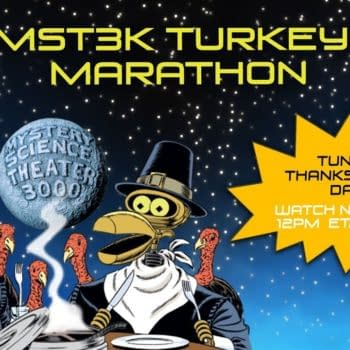 """""""MST3K"""" Announces Their Annual Turkey Day Event For 2019"""