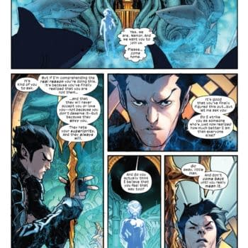 Gossip: Is Chip Zdarsky Writing a New Namor The Sub Mariner X-Men Comic?